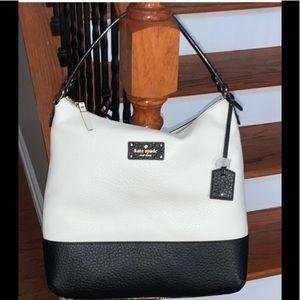 Nwt ♠️ Kate Spade Bay Street Lexie hobo bag ♠️